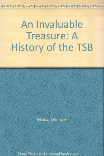 An Invaluable Treasure By Michael S. Moss
