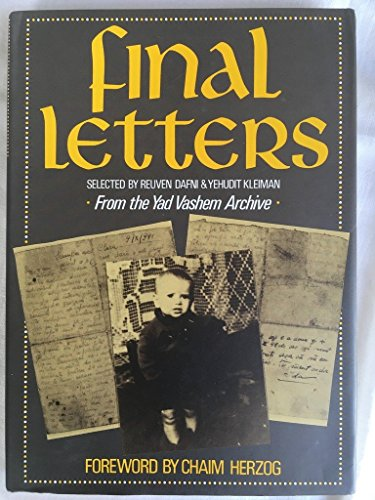 """Final Letters By """"Dafni"""""""