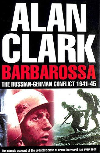 Barbarossa By Alan Clark
