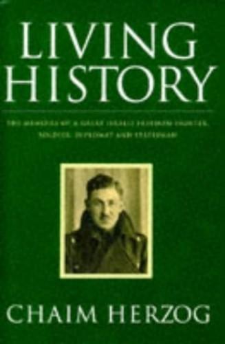 Living History By Chaim Herzog