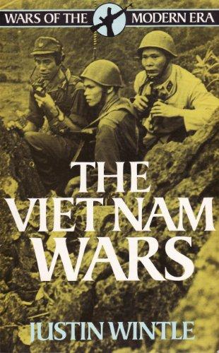 The Vietnam Wars (Wars of the Modern Era) By Justin Wintle