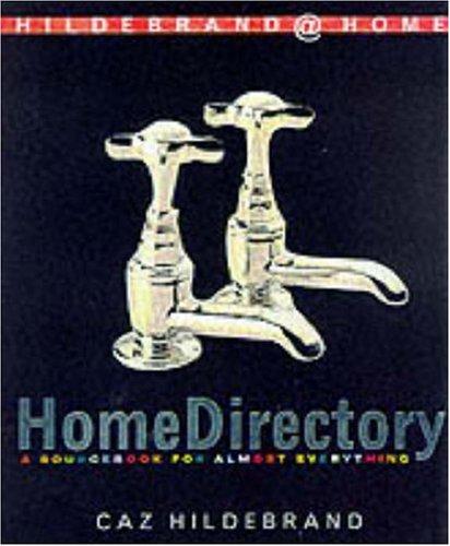 Hildebrand's Home Directory By Caz Hildebrand