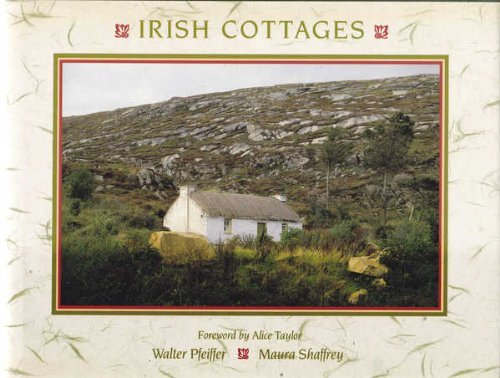 Irish Cottages By Maura Shaffrey