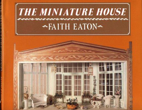 Miniature House By Faith Eaton