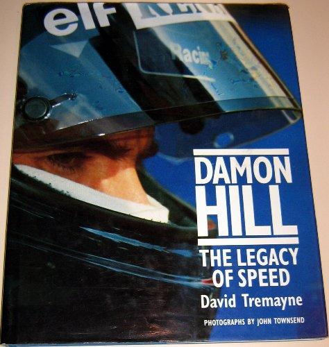 Damon Hill By David Tremayne
