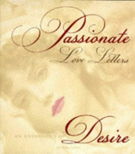 Passionate Love Letters by Michelle Lovric
