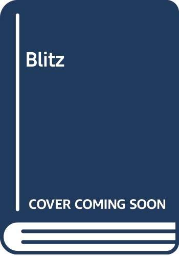 Blitz By Claire Rayner
