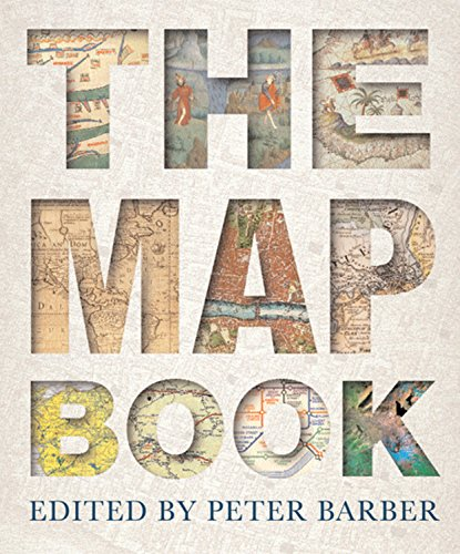 The Map Book by Nicholas Crane