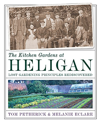 The Kitchen Gardens at Heligan By Tom Petherick