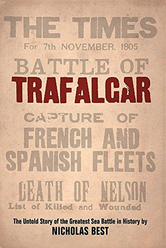 Trafalgar By Nicholas Best