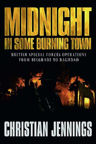 Midnight in Some Burning Town By Christian Jennings