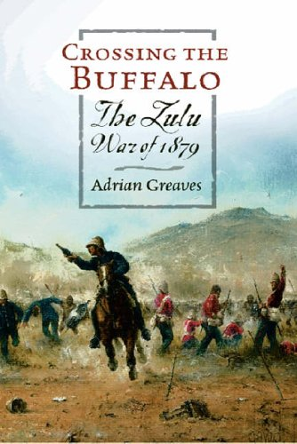 Crossing the Buffalo By Adrian Greaves