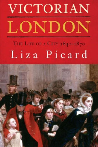 Victorian London By Liza Picard