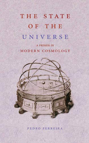 State of the Universe By Professor Pedro G. Ferreira
