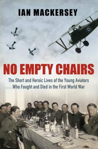 No Empty Chairs By Ian Mackersey
