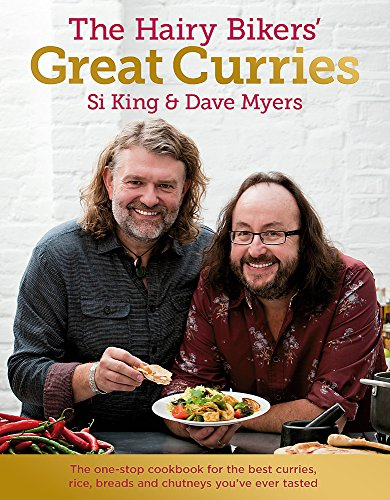 The Hairy Bikers' Great Curries by Hairy Bikers
