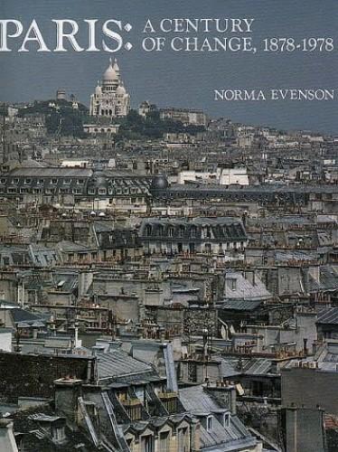 Paris By Norma Evenson