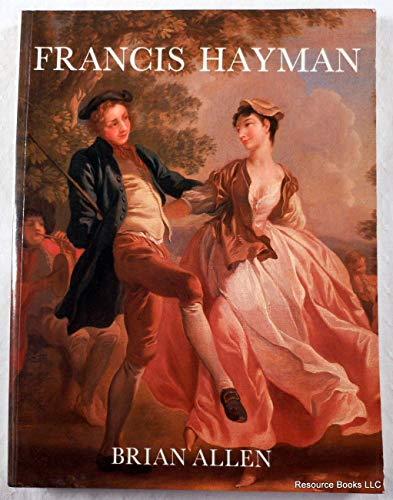 Francis Hayman By Brian Allen