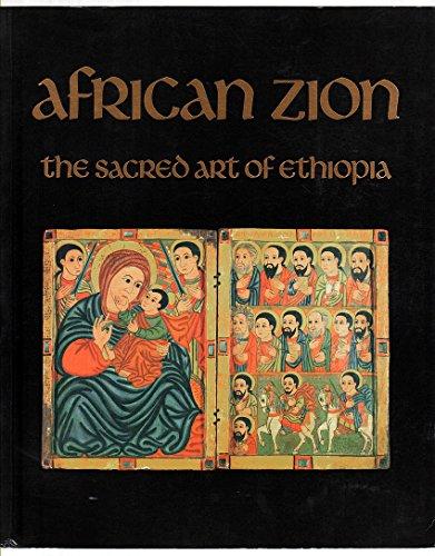 African Zion: Sacred Art of Ethiopia by Marilyn Heldman