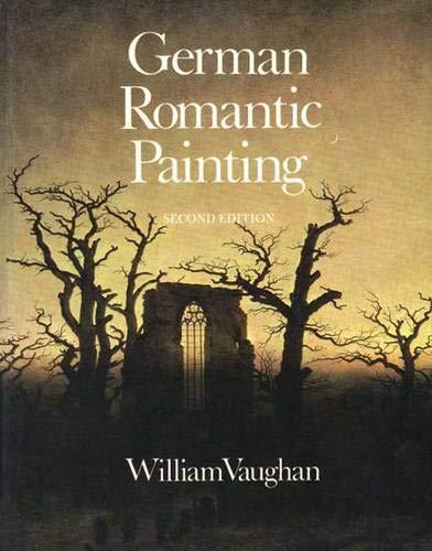 German Romantic Painting By William Vaughan