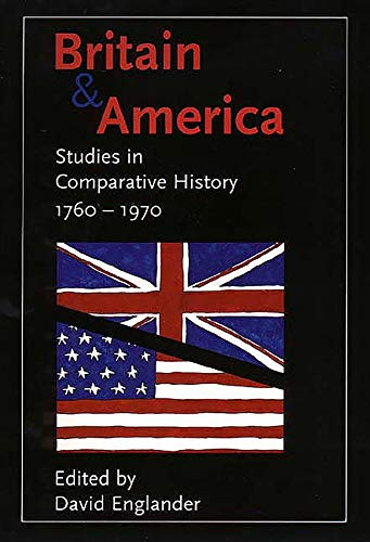 Britain and America By Edited by David Englander