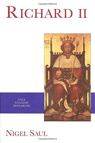 Richard II von Nigel Saul