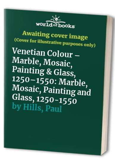 Venetian Colour By Paul Hills