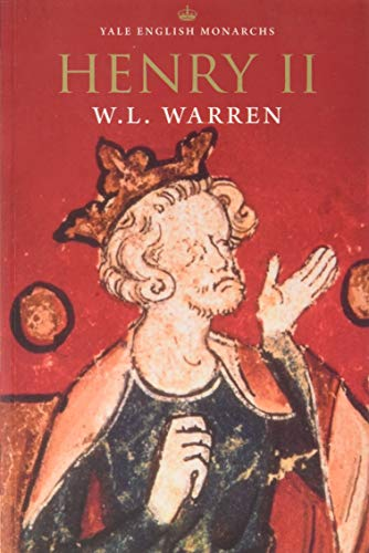 Henry II von W. L. Warren