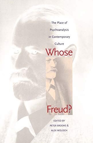 Whose Freud? By Edited by Peter Brooks