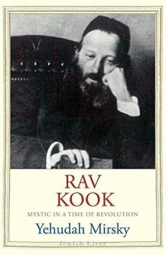 Rav Kook von Yehudah Mirsky