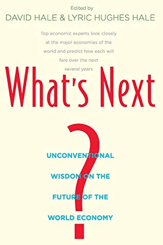 What's Next? By Edited by David Hale