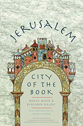 Jerusalem By Merav Mack