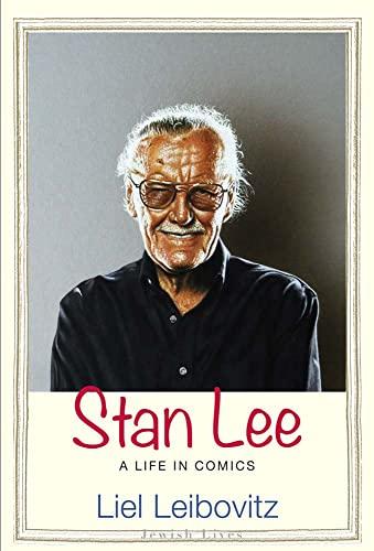 Stan Lee By Liel Leibovitz