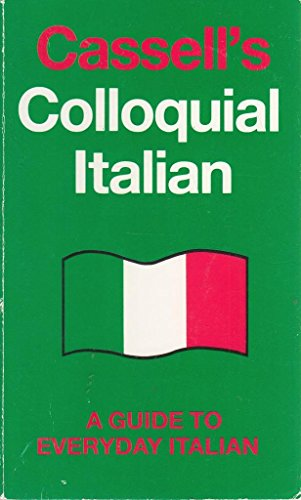 Cassell's Colloquial Italian By P.J.T. Glendening