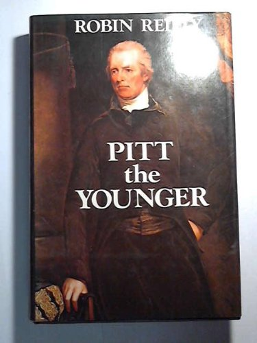 Pitt the Younger By Robin Reilly