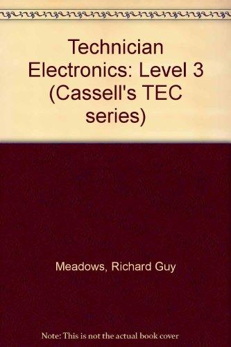 Technician Electronics By Richard Guy Meadows