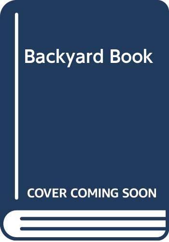 Backyard Book by Tricia Foley