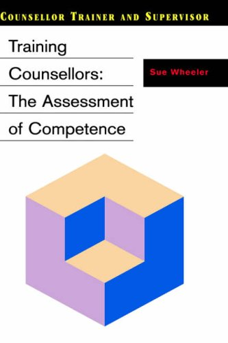 Training Counsellors By Sue Wheeler