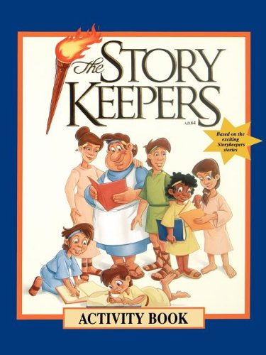 The Storykeepers By Brian Brown