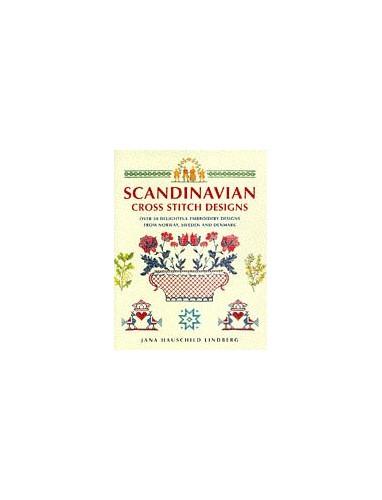 Scandinavian Cross Stitch Designs By Jana Hauschild Lindberg