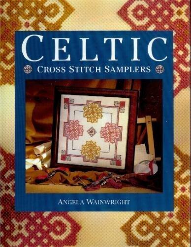 Celtic Cross Stitch Samplers By Angela Wainwright