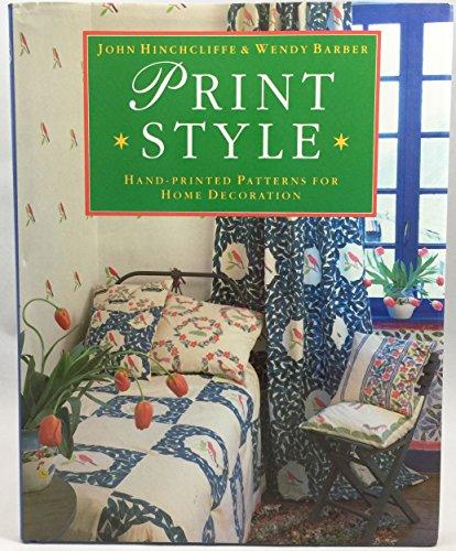 Print Style By John Hinchliffe