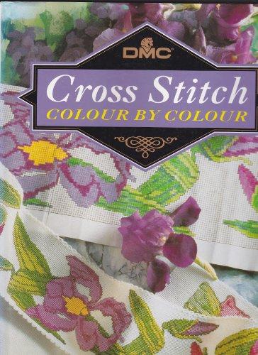 DMC Cross Stitch:Col/Col Cassell Ed By Elda Fillippa