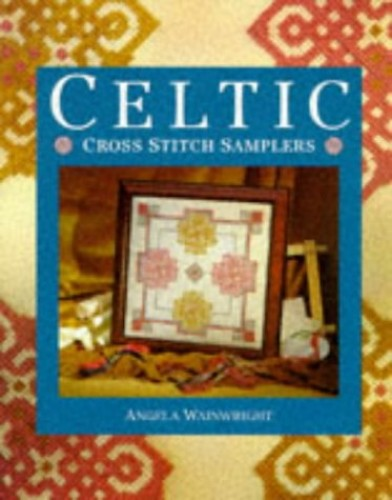 Celtic Cross Stitch Samplers By Angela Wainwright