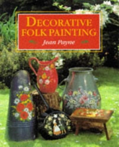 Decorative Folk Painting By Jean Payne