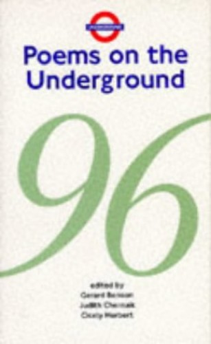 Poems on the Underground By Edited by Gerard Benson