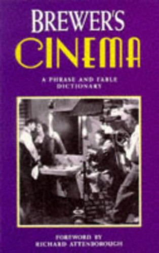 Brewer's Cinema By Edited by Jonathan Law