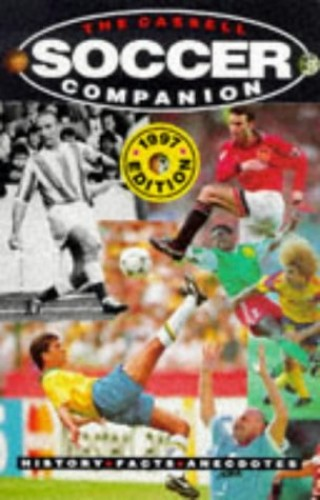 Cassell Soccer Companion By David Pickering