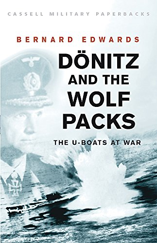 Donitz And The Wolf Pack By Bernard Edwards