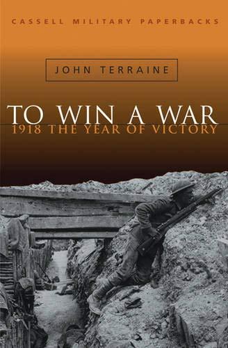To Win A War By John Terraine